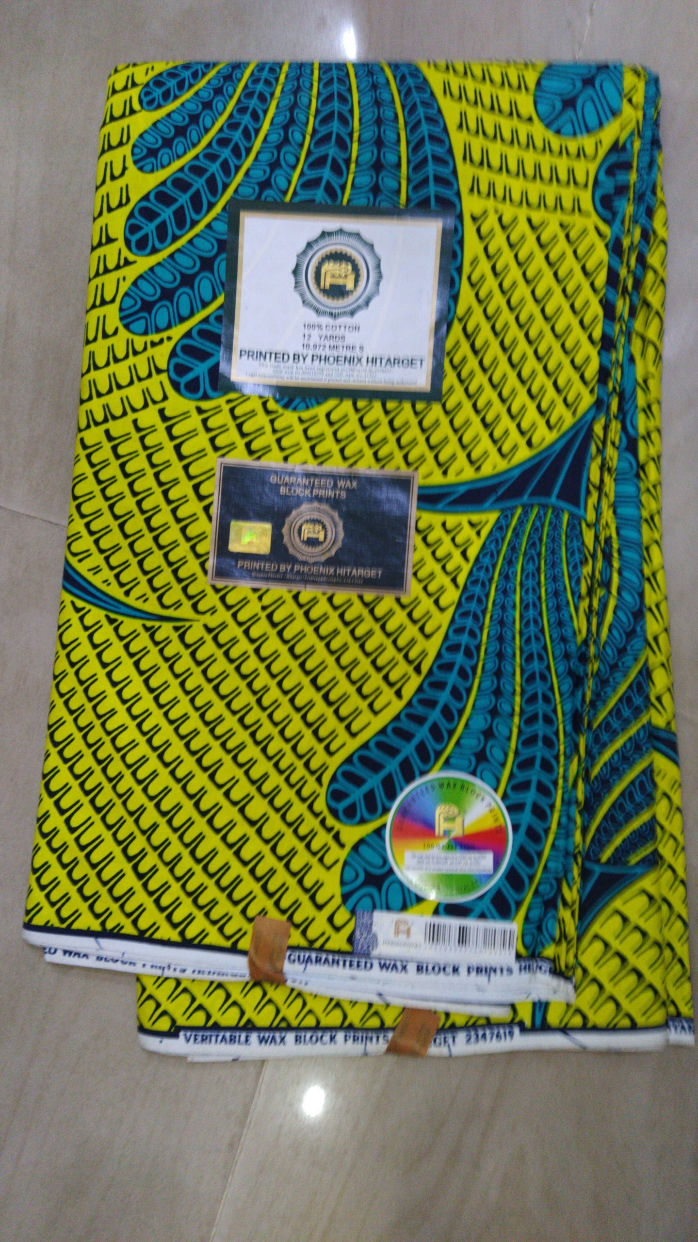 new design african styled wrapper