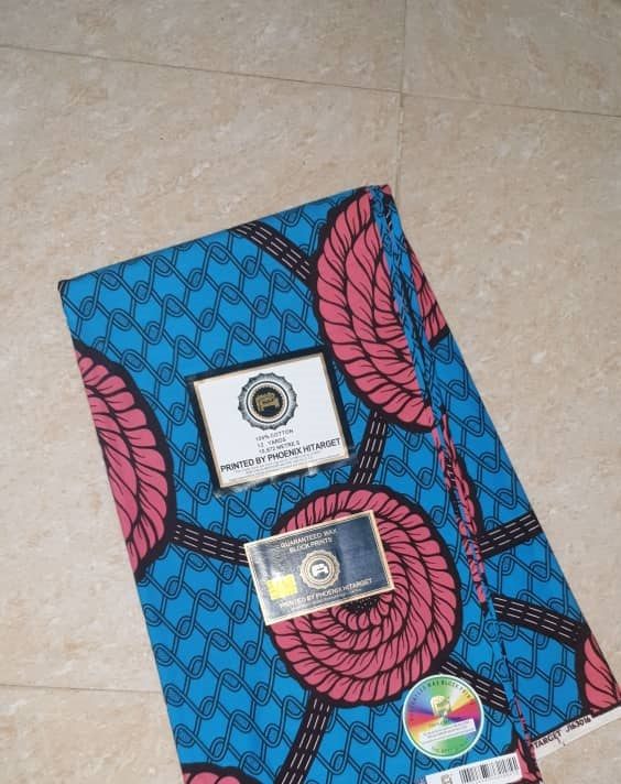 African print Fashionable high target